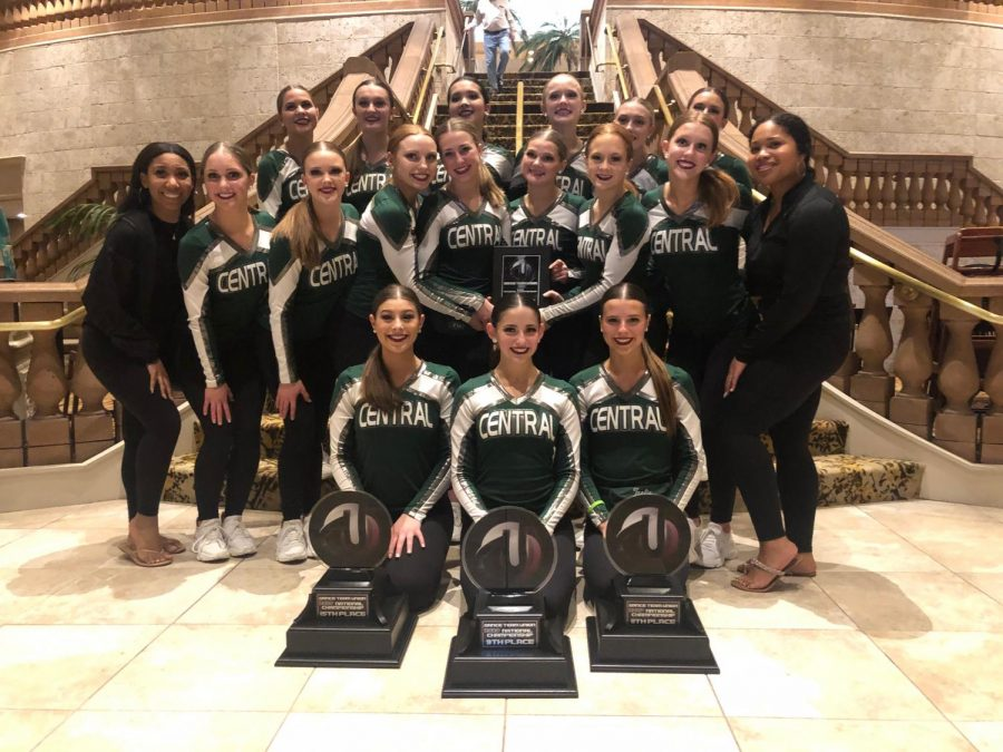 Despite adversity, Forest Hills Central's Varsity Dance Team continues to showcase consistency, virtue, and character