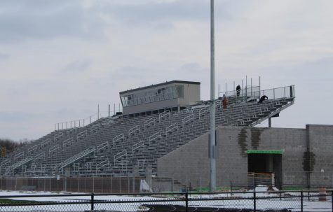 Stadium Construction - Winter Update: Photo Gallery