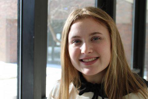 Student Q&A: Paige Fron