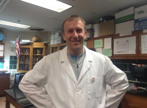 Teacher Q&A: Chad Scholten