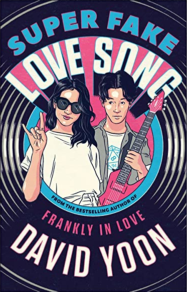 Super Fake Love Song Image credit: Goodreads