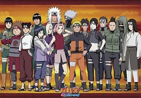 Naruto, one of the most popular animes of all time