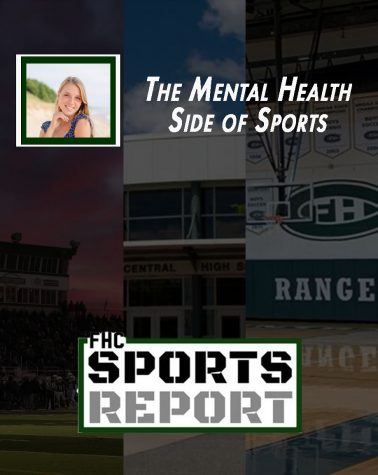 The mental health side of sports - part two
