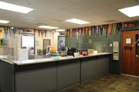 A picture of our beautiful counseling office here at FHC