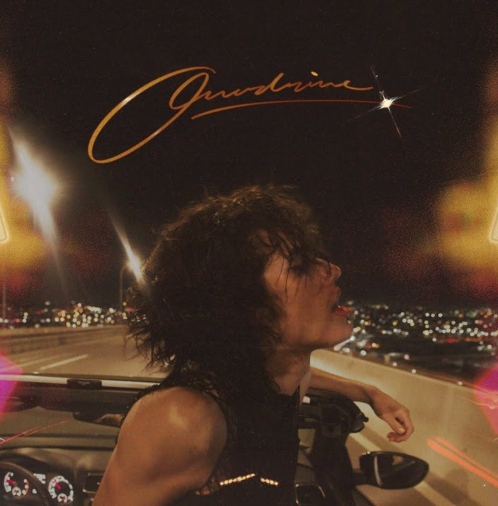 "The cover for ""Overdrive"" by Conan Gray perfectly fits the aesthetic of the song."