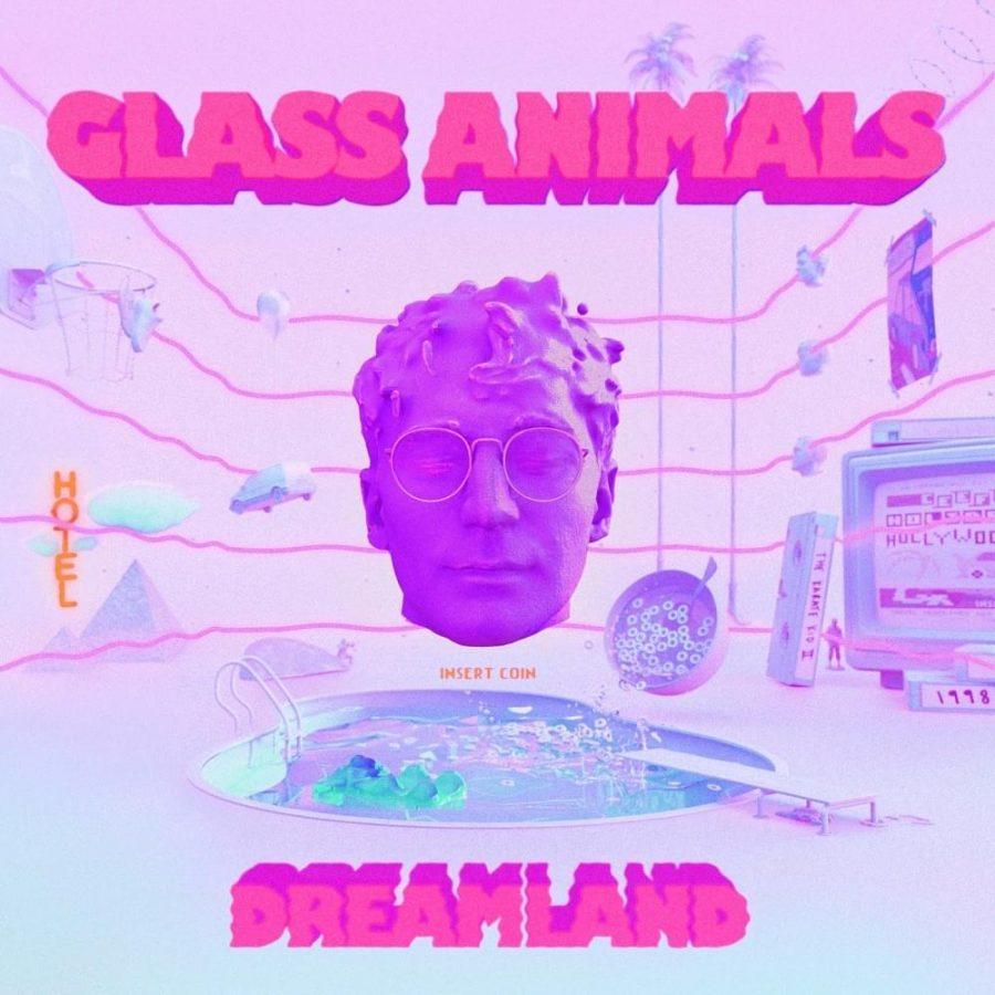 Glass+Animals%27+%22Dreamland%22+album+cover