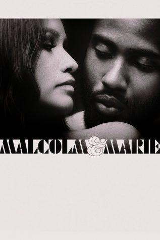 The poster for Zendaya and John David Washington