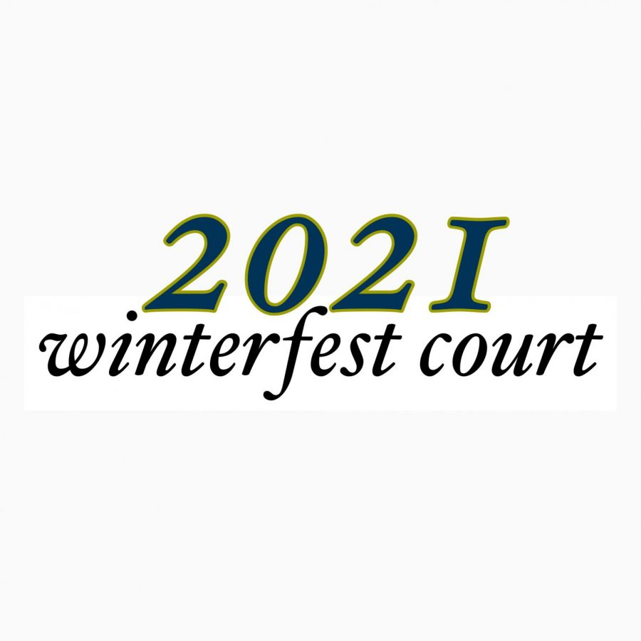 2021 Winterfest Court Announcement