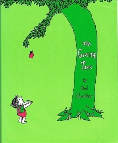 The Giving Tree was a book I read all the time growing up—it was one of my favorites.