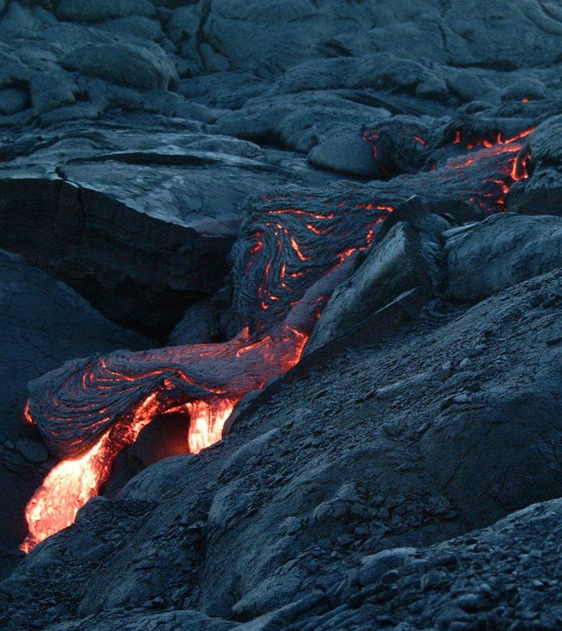 The floor was always lava