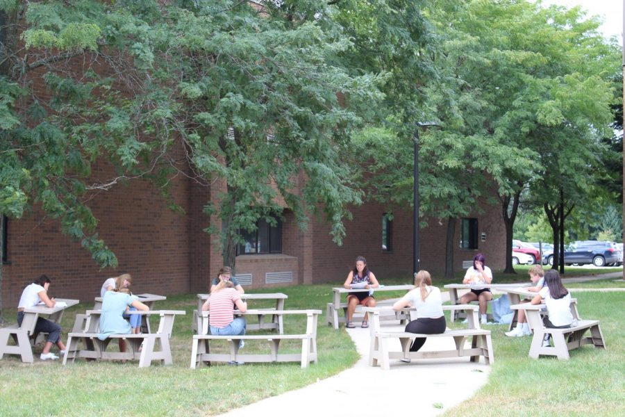FHC's clubs migrate from outdoor and virtual meetings to the opportunity for in-person meetings.