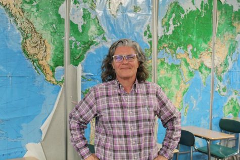 Laura Stiles has been a teacher at FHC for 26 years