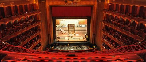 The Metropolitan Opera in New York City, a trip FHC