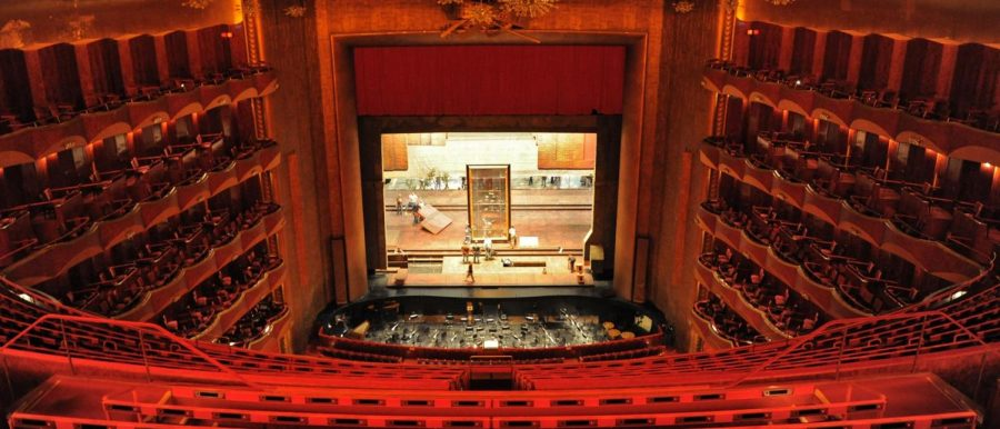 The Metropolitan Opera in New York City, a trip FHC's orchestra participates in