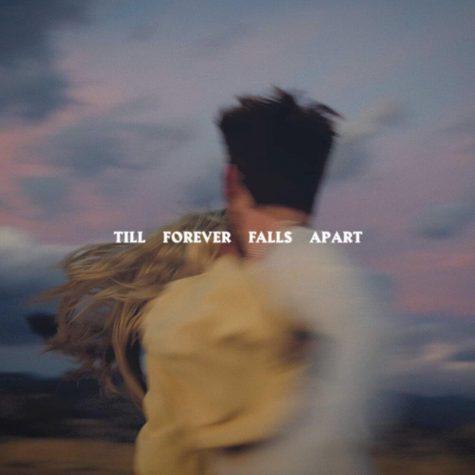 "The cover for ""Till Forever Falls Apart."""