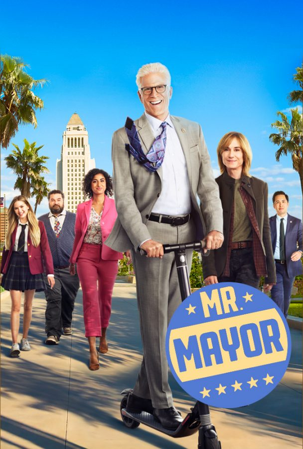 The new TV show, Mr. Mayor