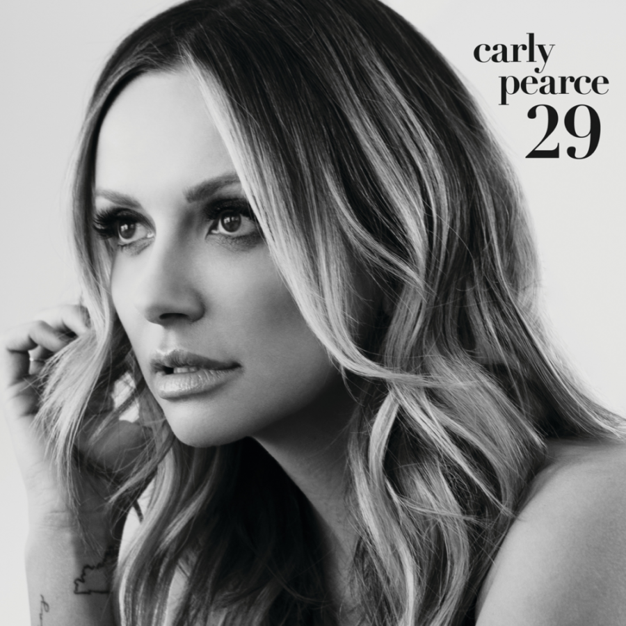 Carly Pearce's new album holds nothing but heartache and learning experiences