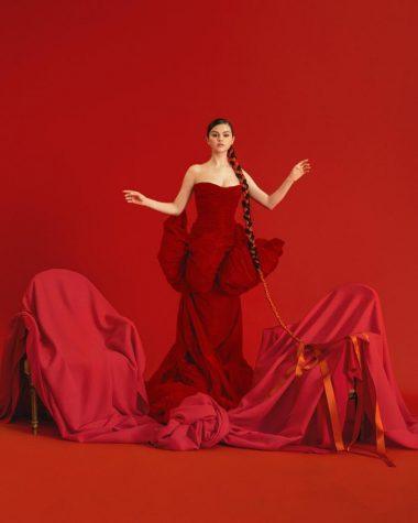 The cover picture of Selena Gomez
