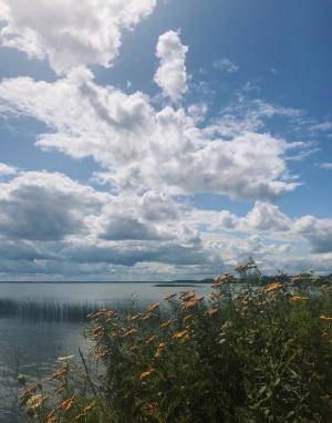 Alpena, Michigan, where Lake Huron matches the subtle small town vibe.