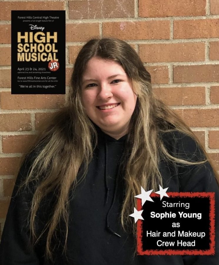 High School Musical Jr. Q&As: Sophie Young
