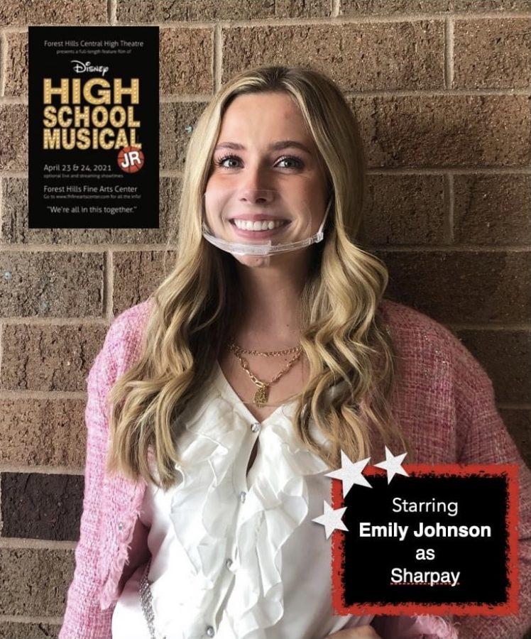 High School Musical Jr. Q&As: Emily Johnson