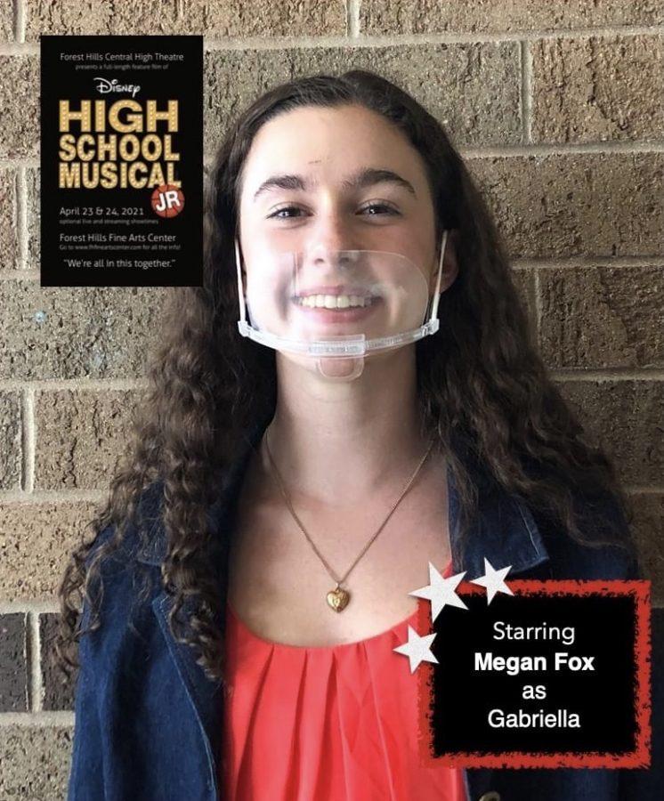 High School Musical Jr. Q&As: Megan Fox