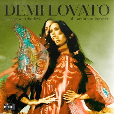 Demi Lovato's cover for an album more powerful than anything I've ever heard.