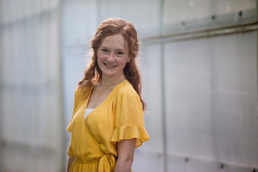 Senior Molly Vonk