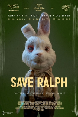 Save Ralph, the animated documentary released by the Humane Society to spread awareness about animal testing