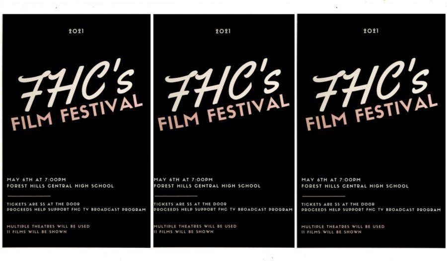 the 2021 Film Fest poster