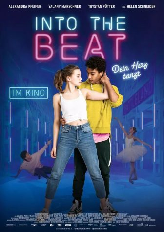 A poster for the German movie, Into the Beat, recently released on Netflix