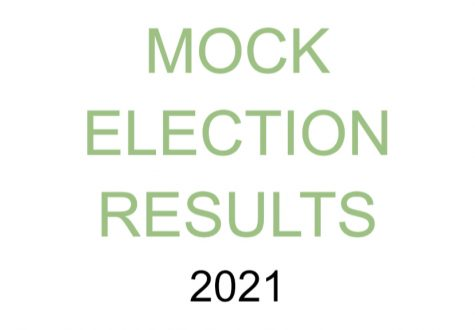 Mock Election Results 2021