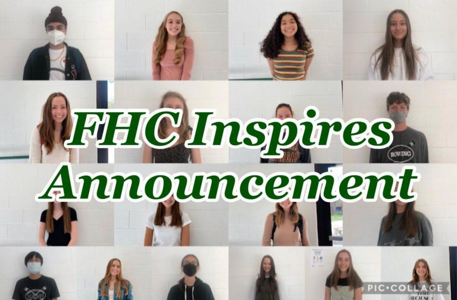 FHC Inspires Announcement