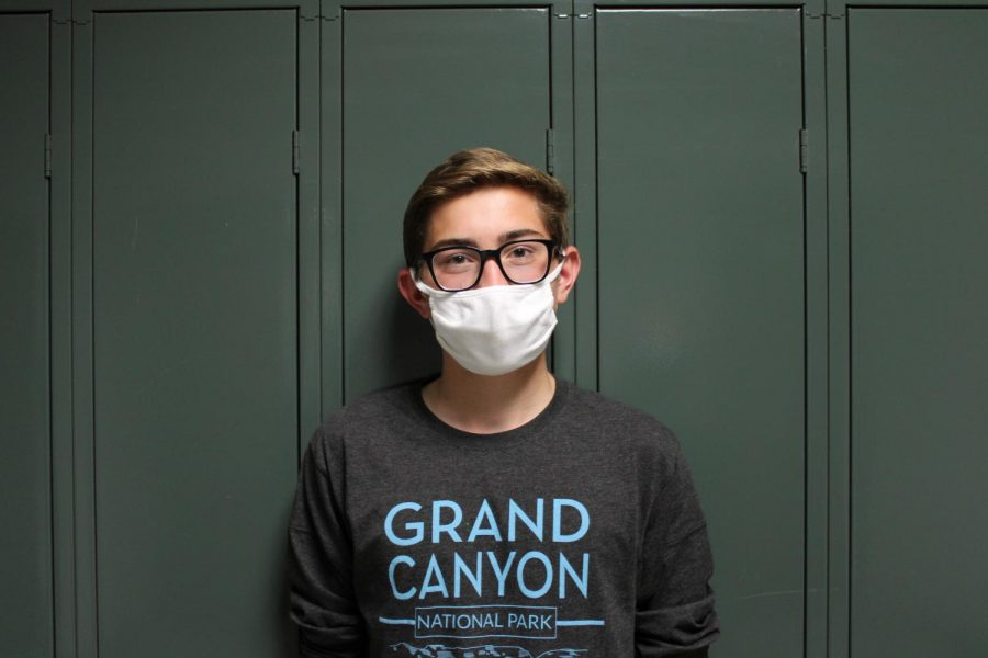 Student Council Q&As: Hayden Bolter