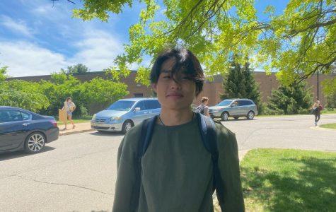 Student Council Q&As: Gavin Cai