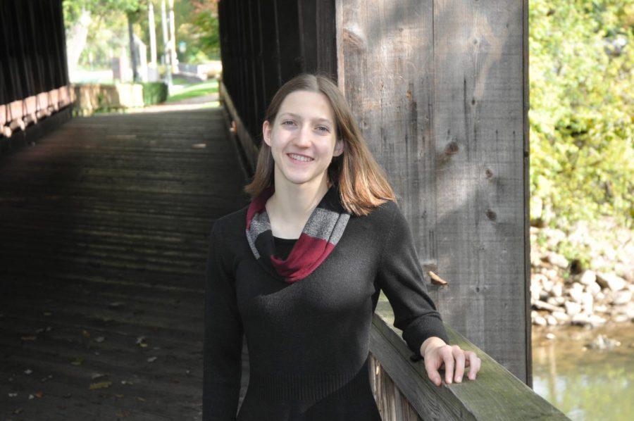 Senior Rachel Schenck