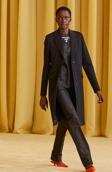 Prada's Summer 2021 collection pushes boundaries, breaking through fashion norms