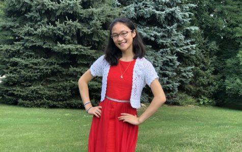 Student Council Q&As: Lucy Wu