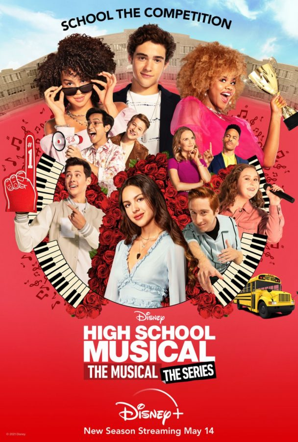 Disney's High School Musical: The Musical: The Series season two will be the downfall of many careers