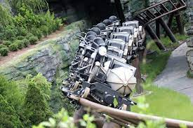 Hagrid's Magical Creatures Motorbike Adventure, Universal Studios's new ride