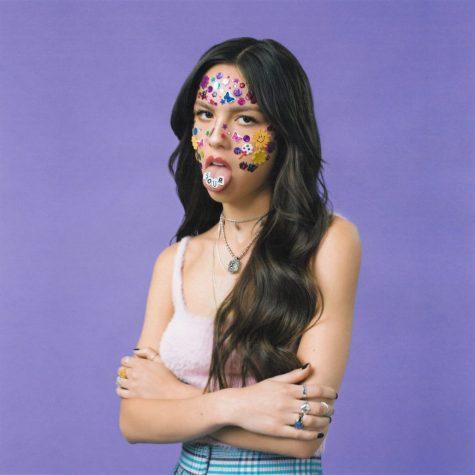 The cover art for Olivia Rodrigo