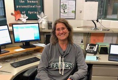 Longtime attendance secretary Marleen Boersen announces her retirement