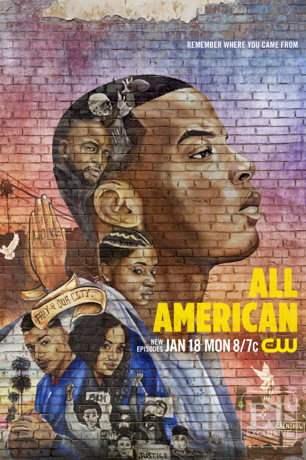 All American brings welcome realism to their third season by highlighting the BLM movement