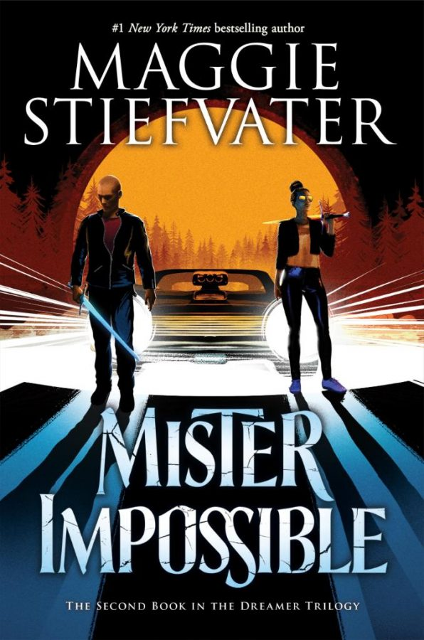 Cover art for Maggie Stiefvaters Mister Impossible, the second book in The Dreamer Trilogy