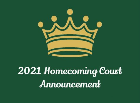 2021 Homecoming Court Announcement