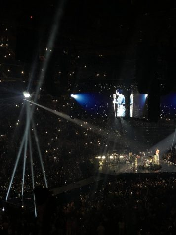 Harry Styles Love On Tour shows the world that despite COVID-19, we can all come together under one roof to make things feel normal again