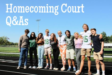 2021 Homecoming Court Q&As