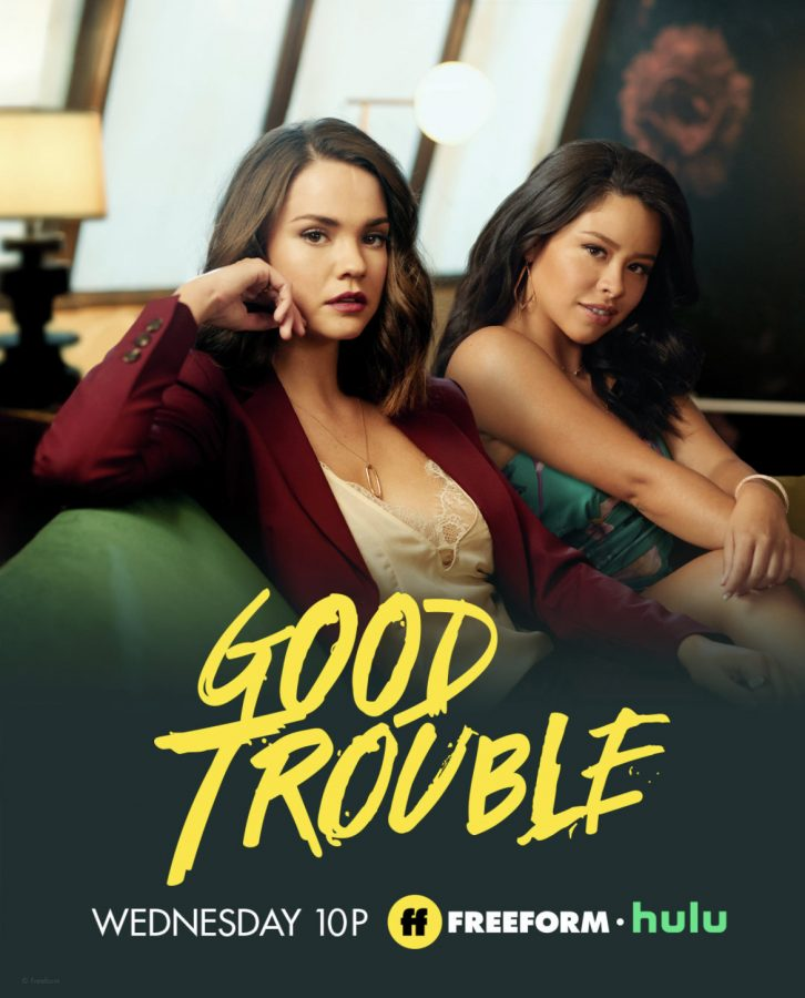 Good Trouble finished airing it's third season on Hulu as of September 8th, 2021.