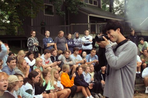Class of 2022 Senior Retreat: Photo Gallery
