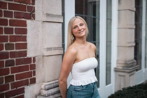 Homecoming Court Q&As: Theryn Hallock
